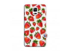 Coque Samsung Galaxy Note 4 Ramène ta Fraise