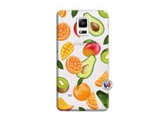 Coque Samsung Galaxy Note 4 Salade de Fruits