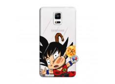 Coque Samsung Galaxy Note 4 Goku Impact
