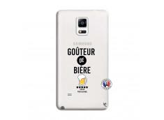 Coque Samsung Galaxy Note 4 Gouteur De Biere