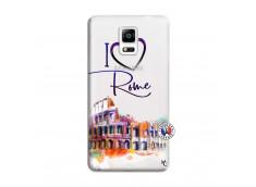 Coque Samsung Galaxy Note 4 I Love Rome
