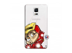 Coque Samsung Galaxy Note 4 Iron Impact