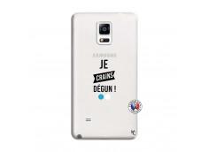 Coque Samsung Galaxy Note 4 Je Crains Degun