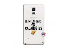 Coque Samsung Galaxy Note 4 Je M En Bas Les Cacahuetes