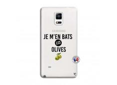 Coque Samsung Galaxy Note 4 Je M En Bas Les Olives