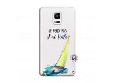 Coque Samsung Galaxy Note 4 Je Peux Pas J Ai Voile