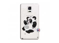 Coque Samsung Galaxy Note 4 Panda Impact