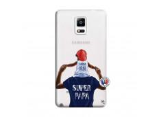 Coque Samsung Galaxy Note 4 Papa Super Heros