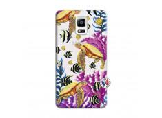 Coque Samsung Galaxy Note 4 Aquaworld