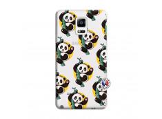 Coque Samsung Galaxy Note 4 Pandi Panda