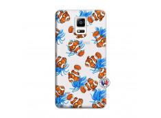 Coque Samsung Galaxy Note 4 Poisson Clown