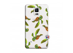 Coque Samsung Galaxy Note 4 Tortue Géniale