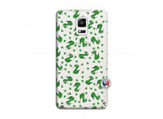 Coque Samsung Galaxy Note 4 Petits Serpents