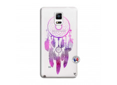 Coque Samsung Galaxy Note 4 Purple Dreamcatcher