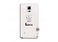 Coque Samsung Galaxy Note 4 Queen