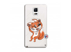Coque Samsung Galaxy Note 4 Fox Impact
