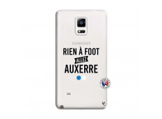 Coque Samsung Galaxy Note 4 Rien A Foot Allez Auxerre