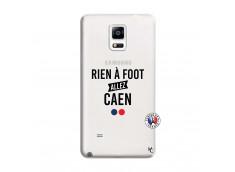 Coque Samsung Galaxy Note 4 Rien A Foot Allez Caen