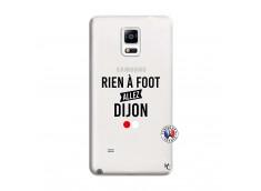 Coque Samsung Galaxy Note 4 Rien A Foot Allez Dijon