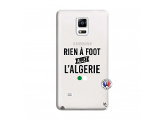 Coque Samsung Galaxy Note 4 Rien A Foot Allez L Algerie