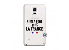 Coque Samsung Galaxy Note 4 Rien A Foot Allez La France
