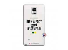 Coque Samsung Galaxy Note 4 Rien A Foot Allez Le Senegal