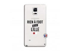 Coque Samsung Galaxy Note 4 Rien A Foot Allez Lille