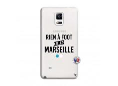 Coque Samsung Galaxy Note 4 Rien A Foot Allez Marseille