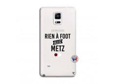 Coque Samsung Galaxy Note 4 Rien A Foot Allez Metz
