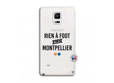 Coque Samsung Galaxy Note 4 Rien A Foot Allez Montpellier