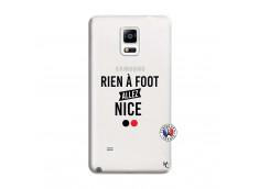 Coque Samsung Galaxy Note 4 Rien A Foot Allez Nice