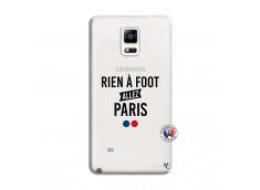 Coque Samsung Galaxy Note 4 Rien A Foot Allez Paris