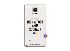 Coque Samsung Galaxy Note 4 Rien A Foot Allez Sochaux