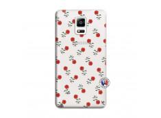 Coque Samsung Galaxy Note 4 Rose Pattern