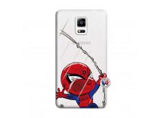 Coque Samsung Galaxy Note 4 Spider Impact