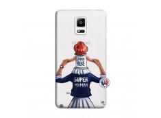 Coque Samsung Galaxy Note 4 Super Maman Et Super Bébé