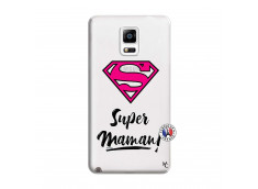 Coque Samsung Galaxy Note 4 Super Maman