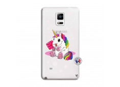 Coque Samsung Galaxy Note 4 Sweet Baby Licorne