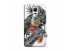 Coque Samsung Galaxy Note 4 Leopard Tree