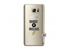 Coque Samsung Galaxy Note 5 Bandes De Moldus