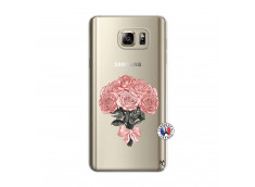Coque Samsung Galaxy Note 5 Bouquet de Roses