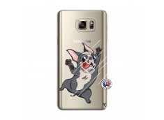 Coque Samsung Galaxy Note 5 Dog Impact
