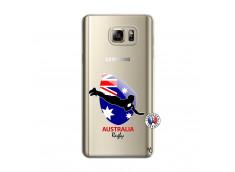 Coque Samsung Galaxy Note 5 Coupe du Monde Rugby-Australia