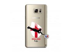 Coque Samsung Galaxy Note 5 Coupe du Monde Rugby-England