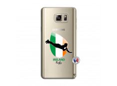 Coque Samsung Galaxy Note 5 Coupe du Monde Rugby-Ireland