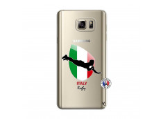 Coque Samsung Galaxy Note 5 Coupe du Monde Rugby-Italy