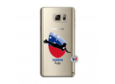 Coque Samsung Galaxy Note 5 Coupe du Monde Rugby-Samoa