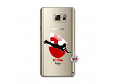 Coque Samsung Galaxy Note 5 Coupe du Monde Rugby-Tonga