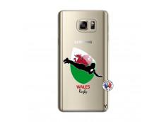 Coque Samsung Galaxy Note 5 Coupe du Monde Rugby-Walles