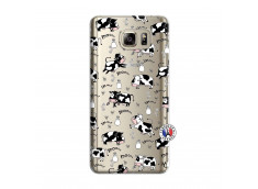 Coque Samsung Galaxy Note 5 Cow Pattern